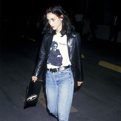 Proof Winona Ryder's '90s Style Is Still Genius in 2016