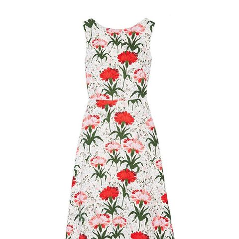Maia Floral-Print Dress