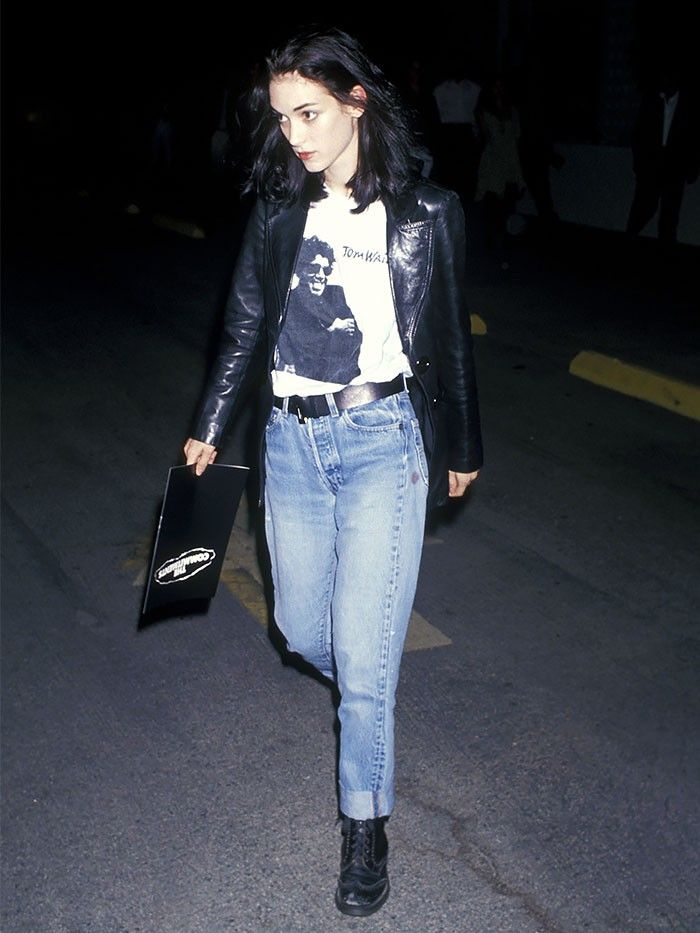 Proof Winona Ryder S 90s Style Is Still Genius In 2016