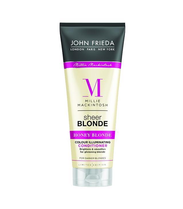 John Frieda x Mille Mackintosh Sheer Blonde Honey Blonde Colour Illuminating Conditioner