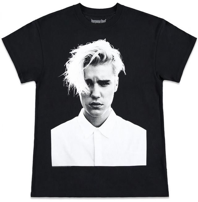 Forever 21 x Justin Bieber Purpose Tour Graphic Tee