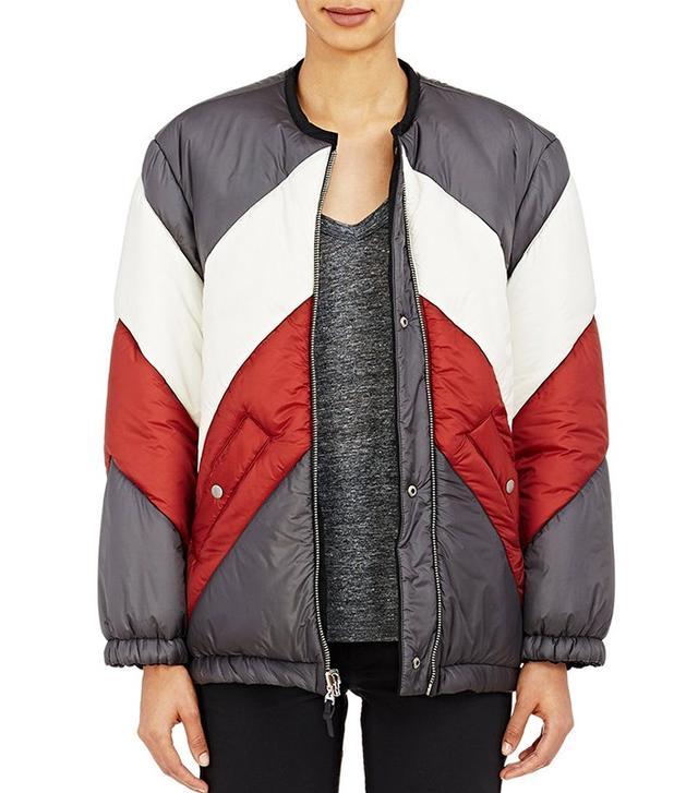 Isabel Marant Étoile Reversible Celia Puffer Jacket