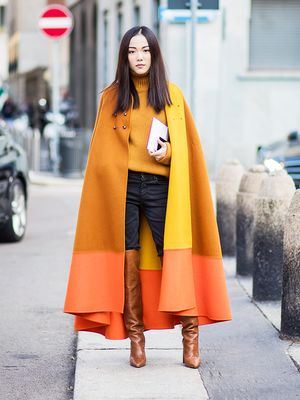 How to Wear a Cape: It's Not as Complicated as You Think