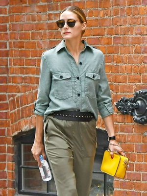 Olivia Palermo Wore the Fall Trend We All Need to Adopt Next Month