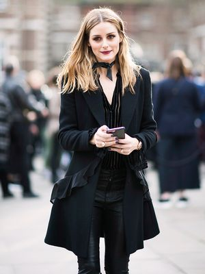 Olivia Palermo Reveals Her Zara Shopping Strategy