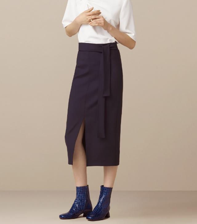 Finery London Deloaire Skirt