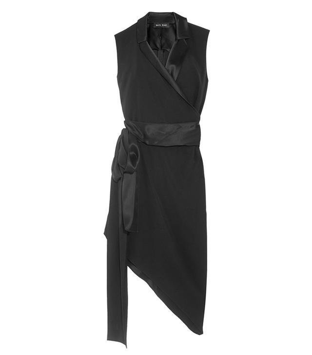 Baja East Asymmetric Dress