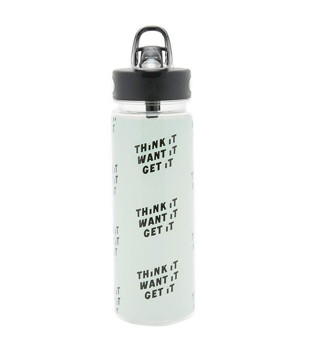 Work It Out Water Bottle
