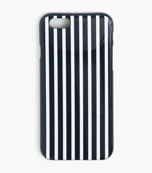 J. Crew Shiny Printed iPhone Case