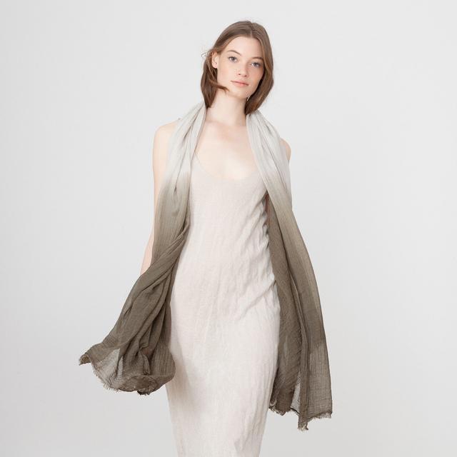 Zara Beige Linen Dress