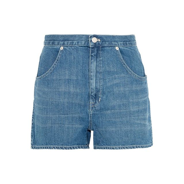 Madewell Westside Denim Shorts