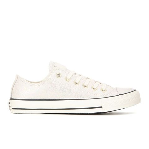 Chuck Taylor All Star Ox Iridescent Suede Sneakers