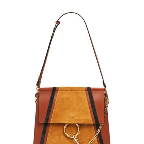 Medium Faye Patchwork Bag