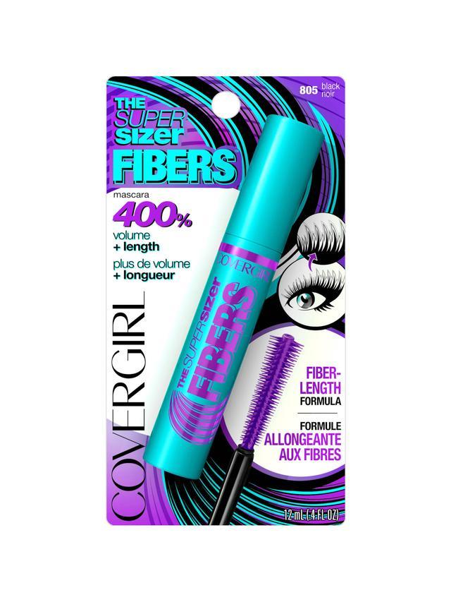CoverGirl Super Sizer Fibers Mascara