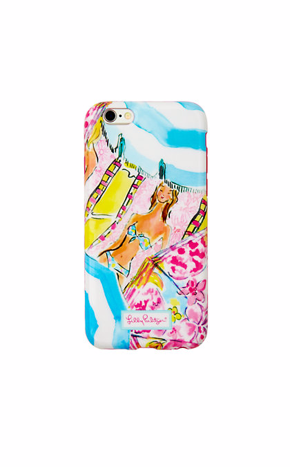 Lilly Pulitzer Under My Umbrella Phone Cover