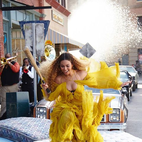 Beyoncé Shared New Behind-the-Scenes Lemonade Photos—and They're Epic