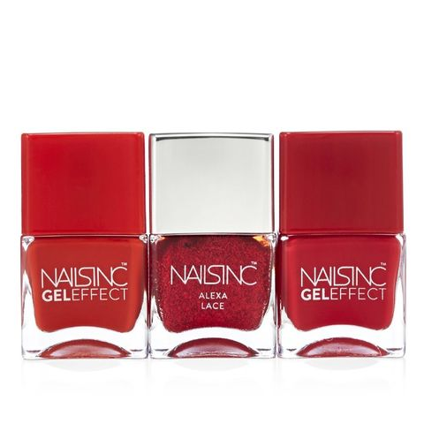 3 Piece Code Red Nailcare Collection