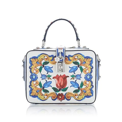 Dauphine Maiolica Bag