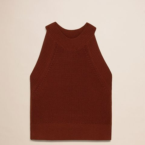 Crevier Knit Top