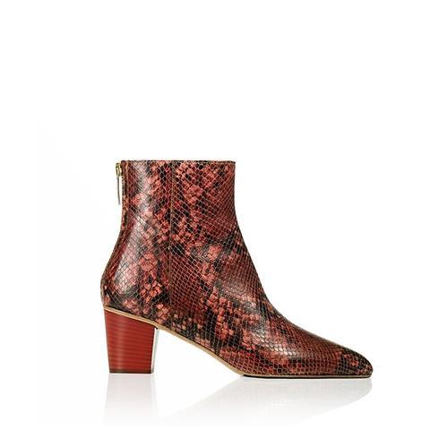 Bianca Rust Boots