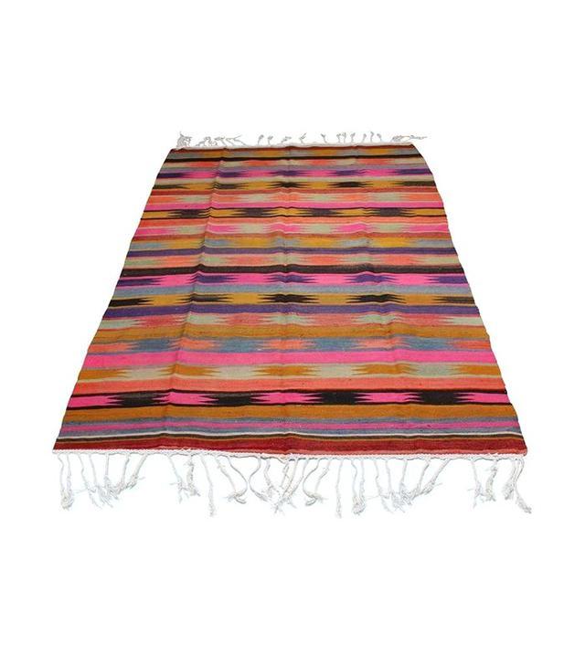 Chairish Vintage Anatolian Kilim Rug