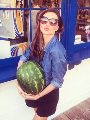 From Miranda Kerr to Lea Michele: This Is How Celebs Stock Their Fridge