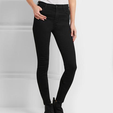 Photo Ready Maria High-Rise Skinny Jeans