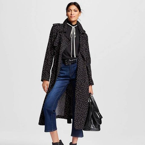 Drapey Trench
