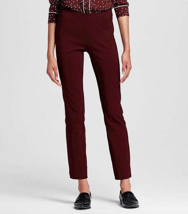 Who What Wear Skinny Crop Pants