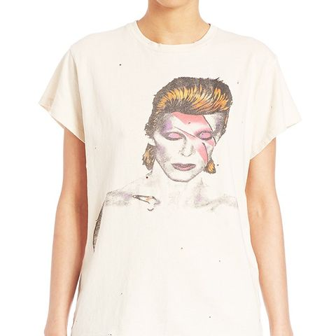 David Bowie Graphic Tee