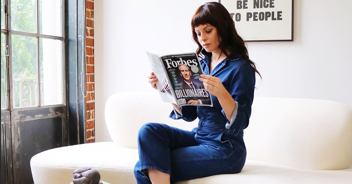 How To Impress Nasty Galu0027s Sophia Amoruso In A Job Interview | Who What Wear