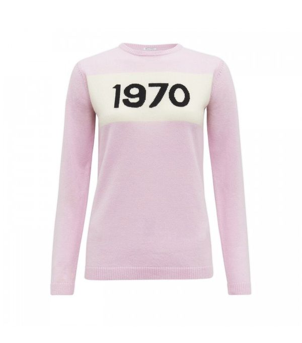 Bella Freud Cashmere 1970 Jumper
