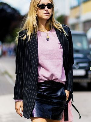 The Fashion Girl's Guide to Making Pink Look Cool