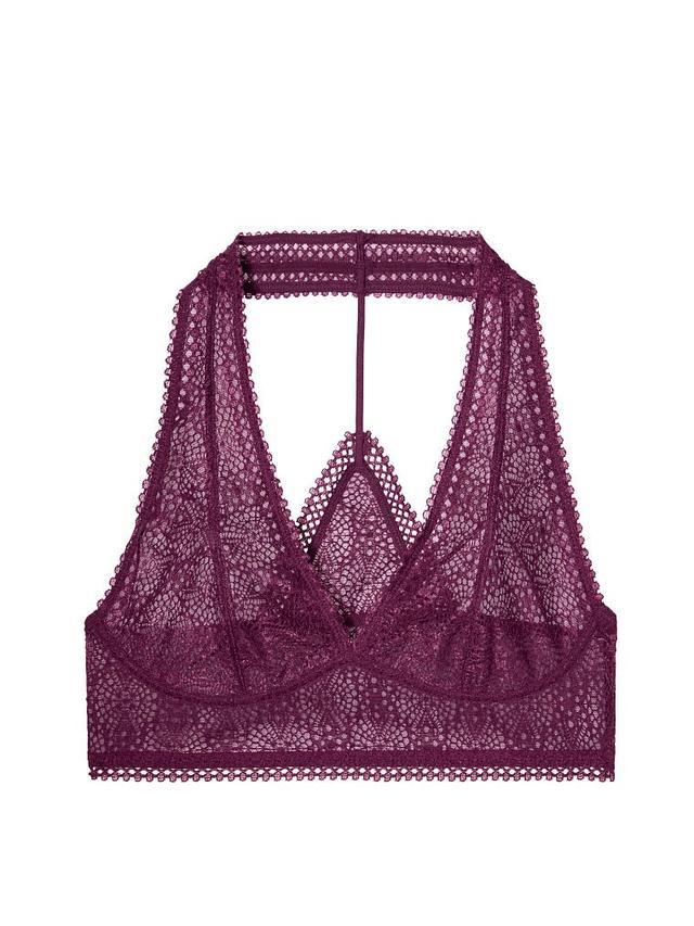 Victoria's Secret Lace Halter Bralette