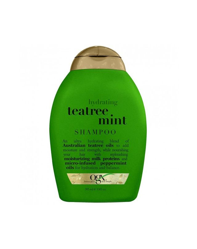 OGX Hydrating Teatree Mint Shampoo