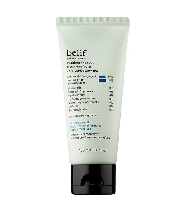 Belif Problem Solution Cleansing Foam
