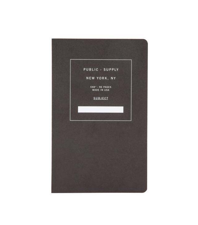 Public Supply Dot Paper Notebook