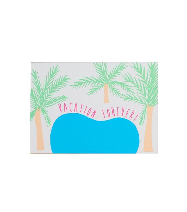 Gold Teeth Brooklyn Vacation Forever Cards
