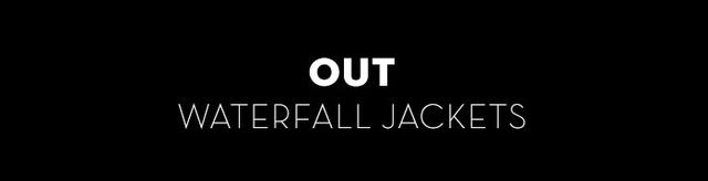A waterfall jacket (I.e. a jacket with long asymmetrical lapels) is better suited to cooler weather, and used as a layering piece. As we head into spring, you don't need to be so covered up. Pack...