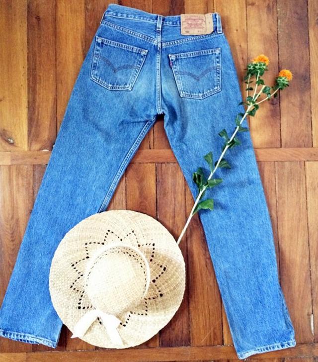 Levi's Vintage 501 Jeans