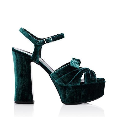 Candy Platform Sandals