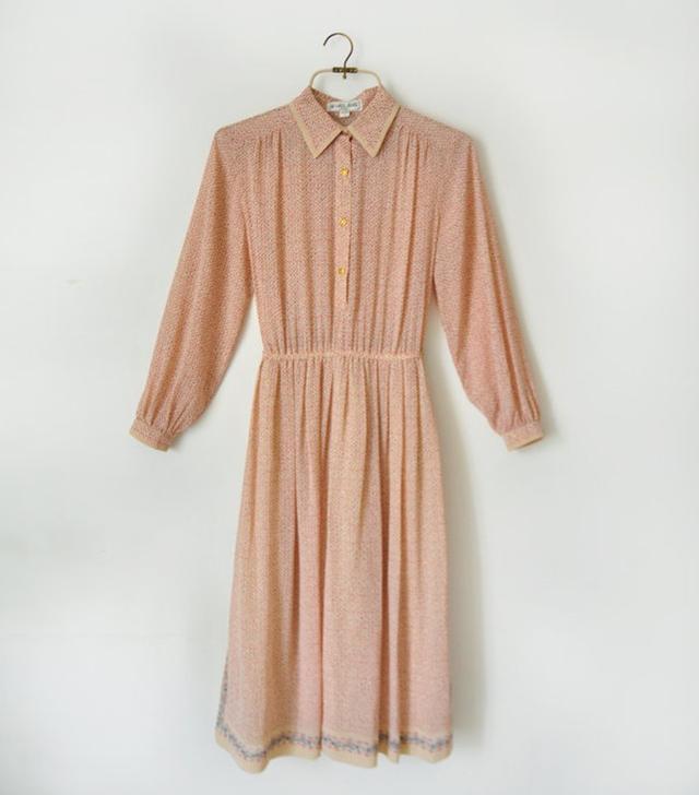 Linnida Vintage Japanese Dress