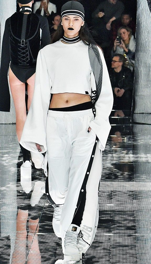 The All-White Tracksuit