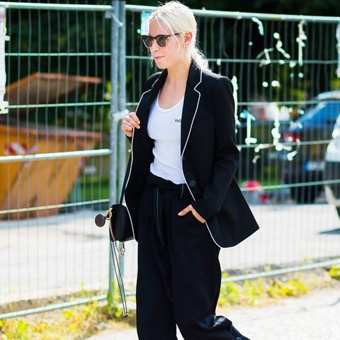 8 Outfits That Confirm You Can Wear Your PJ's All Weekend