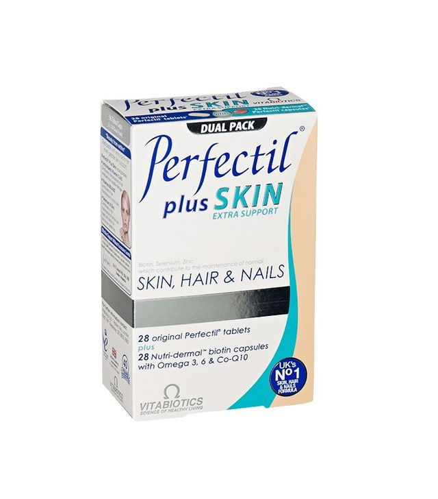 How to get rid of stretch marks: Vitabiotics Perfectil Plus Tablets