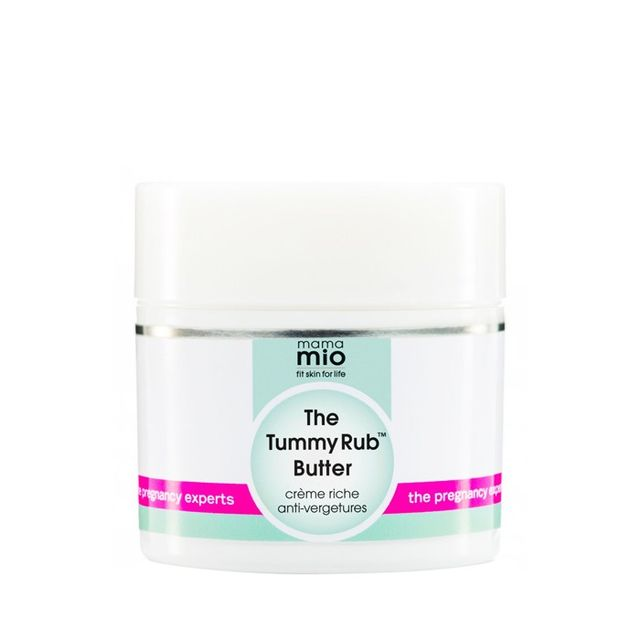 How to get rid of stretch marks: Mama Mio The Tummy Rub Butter