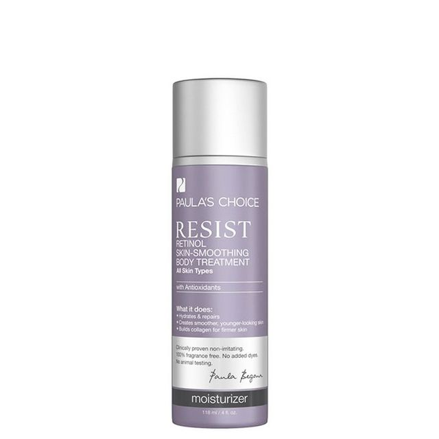 How to get rid of stretch marks: Paula's Choice Resist Retinol Skin-Smoothing Body Treatment