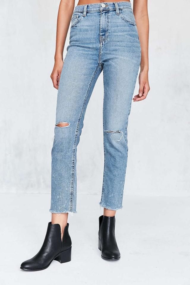 BDG Girlfriend High-Rise Jeans