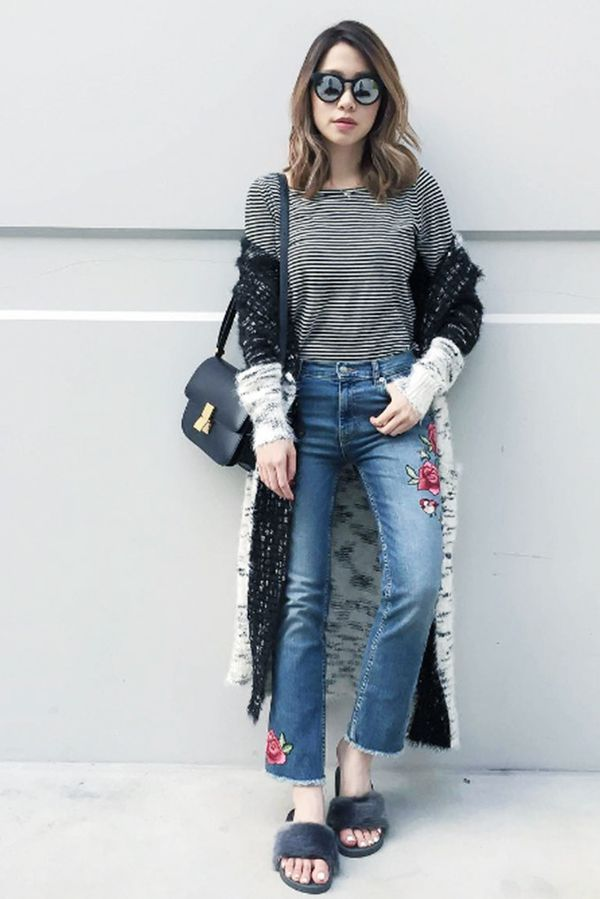 embroidered-jeans-striped-tee