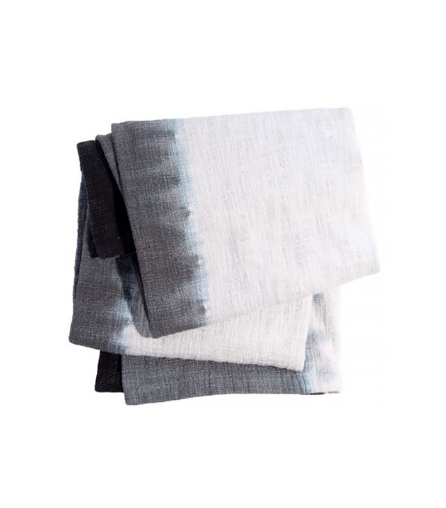 John Robshaw Maneka Gray Throw